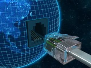 Unified Communications, Globus, Stecker, Telefon